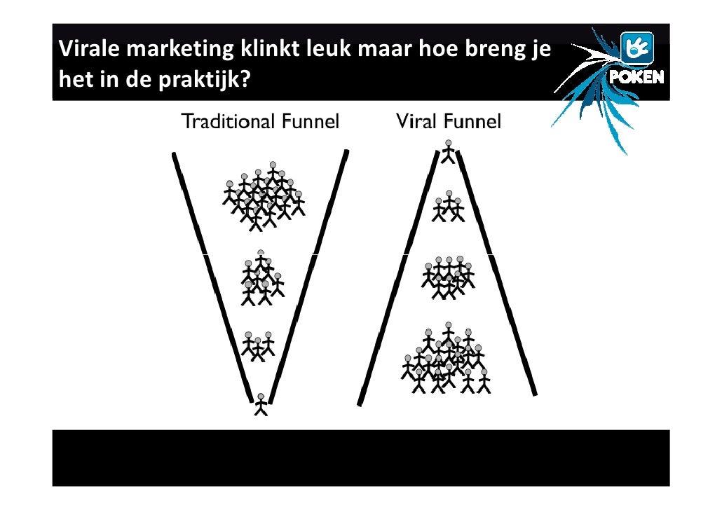 Virale marketing klinkt leuk maar hoe breng je het in de praktijk?