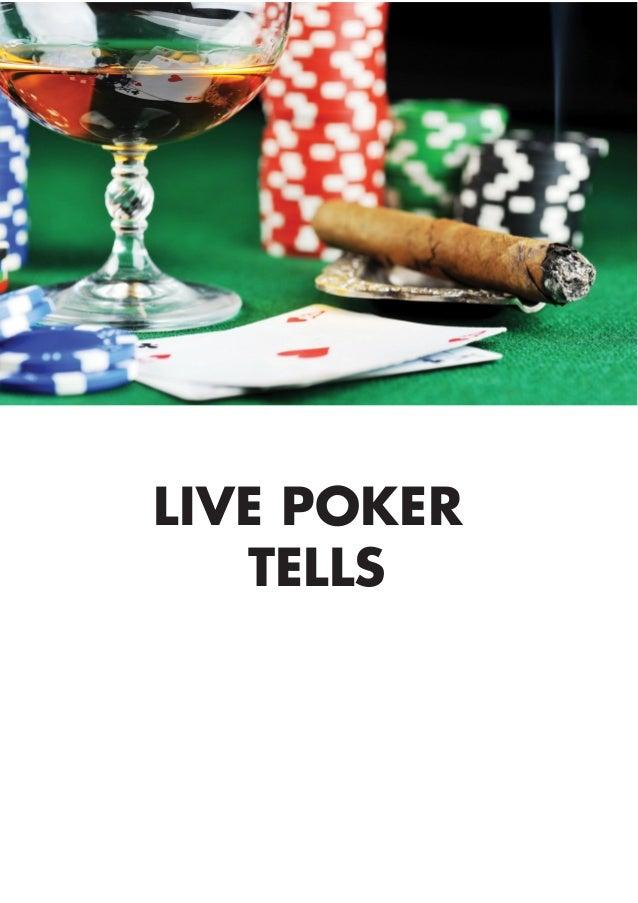 poker live tells
