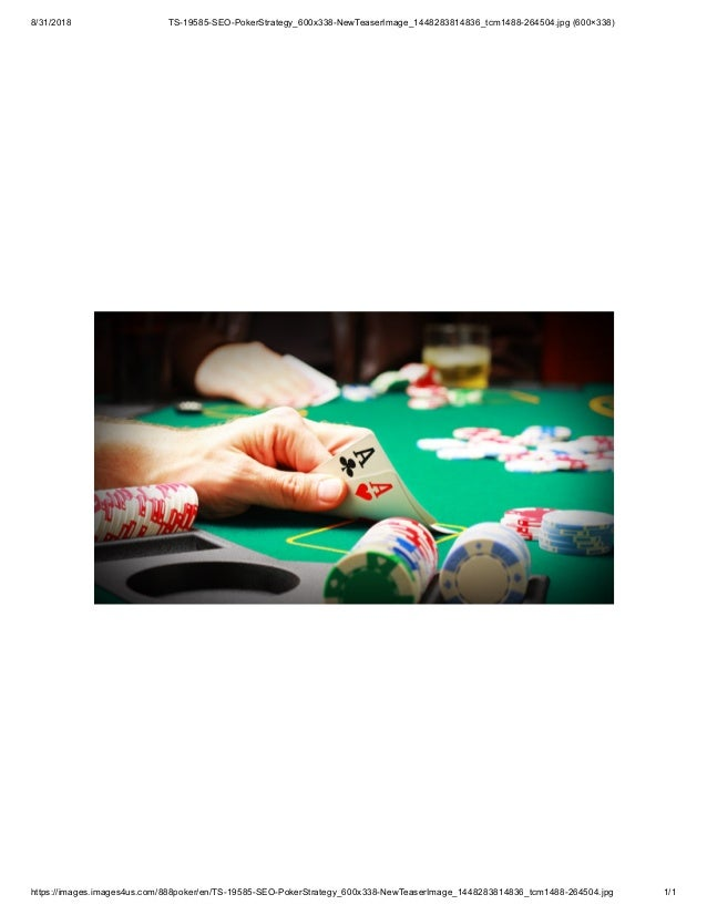 How to play poker for beginners pdf