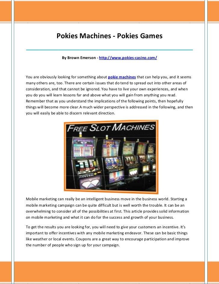 Pokies Machines - Pokies Games______________________________________________________________________________              ...