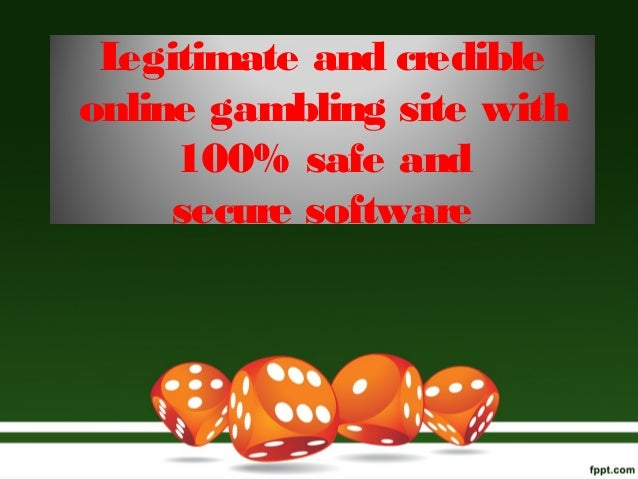 Safe Online Gambling Sites