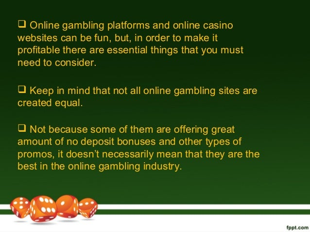 Safe and secure internet gambling initiative