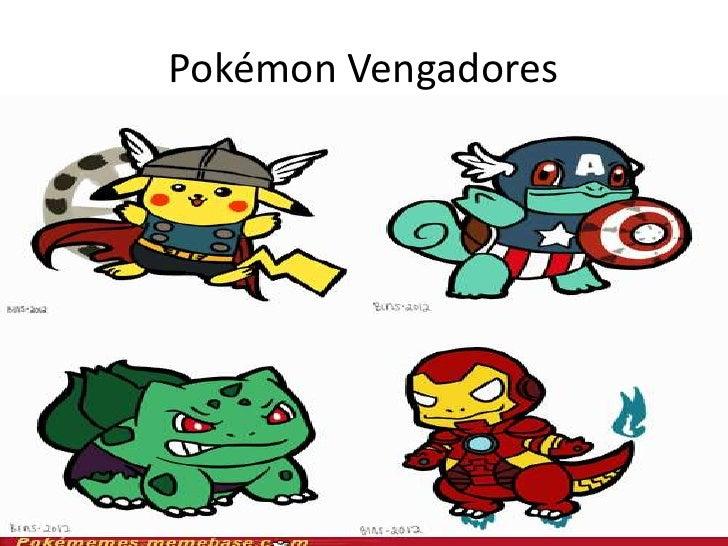 Pokémon Vengadores