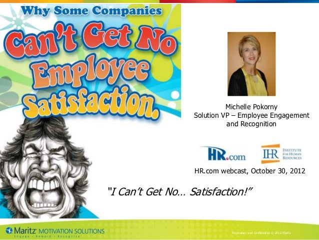 Michelle Pokorny                  Solution VP – Employee Engagement                            and Recognition            ...