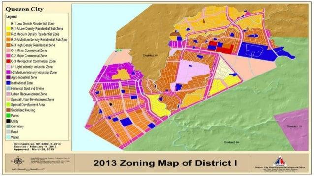 ZONING ORDINANCE IN QUEZON CITY