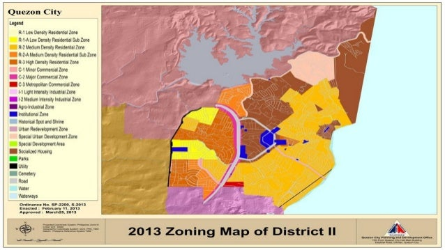 ZONING ORDINANCE IN QUEZON CITY
