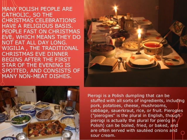 Polish Christmas Traditions
