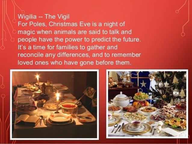 13 - Polish Christmas Traditions