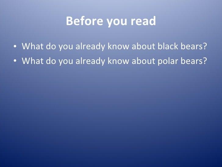 polar bears and black bears 2 728?cb=1294862717 polar bears and black bears