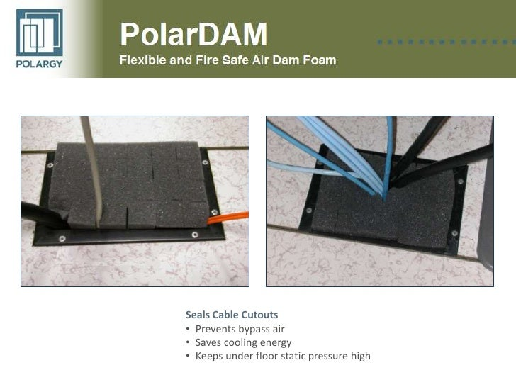 Polar Dam Air Dam Foam