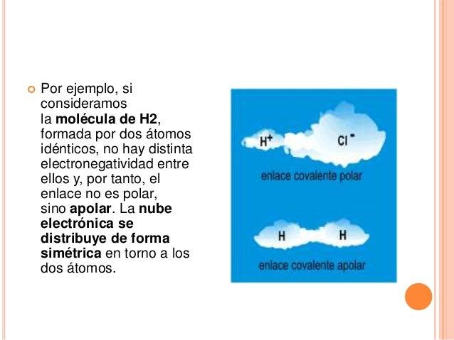 Polaridad De Enlaces Y Moleculas