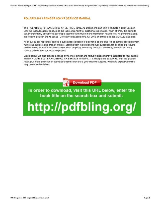 polaris 90 atv manual ebook
