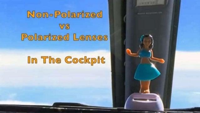 Polarized vs Non-Polarized Sunglasses Lenses