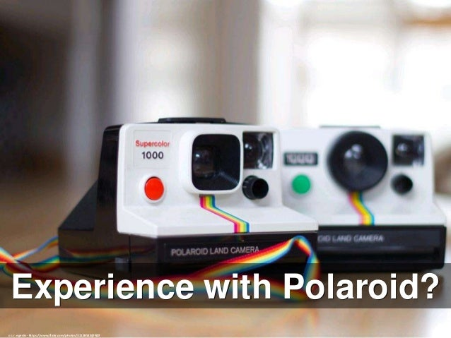 History Of Instant Photography 13