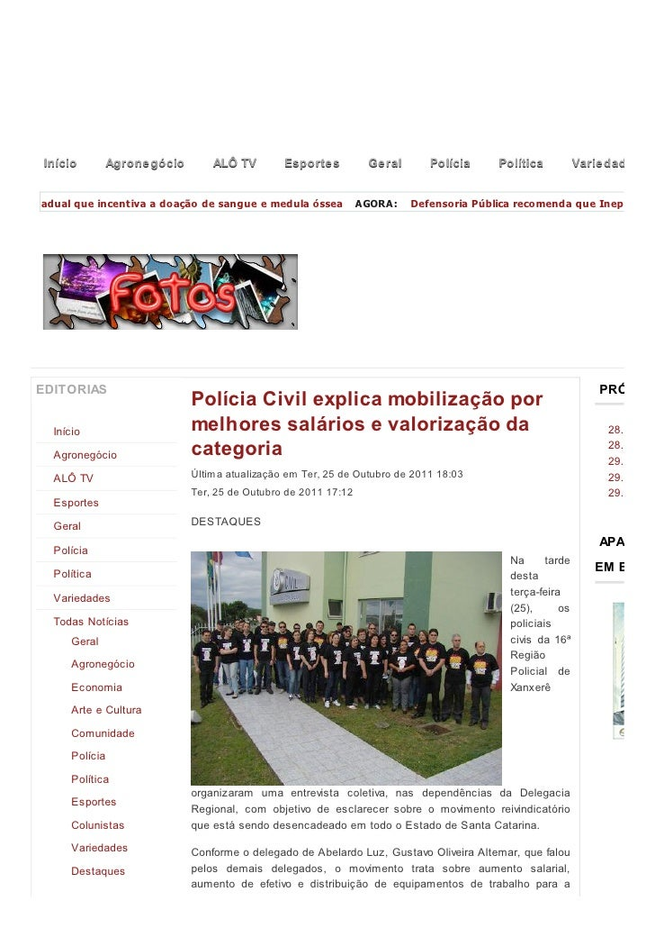 Início       Agronegócio       ALÔ TV        Esportes          Geral      Polícia     Política          Variedadesà Lei es...