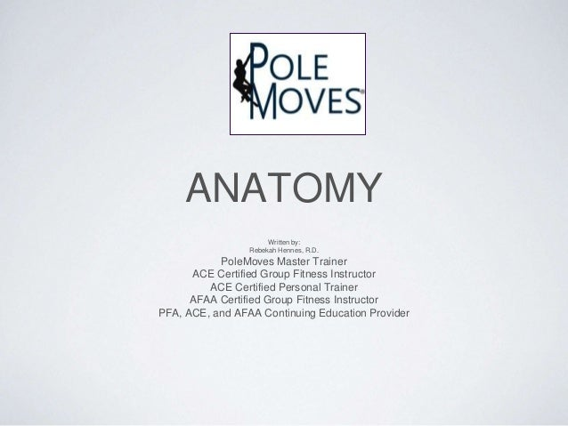 PoleMoves Anatomy