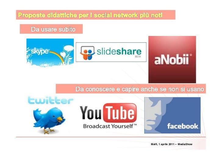 29Melfi, 1 aprile 2011 – MediaShow