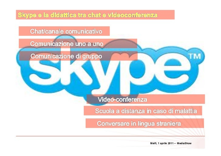 30Melfi, 1 aprile 2011 – MediaShow