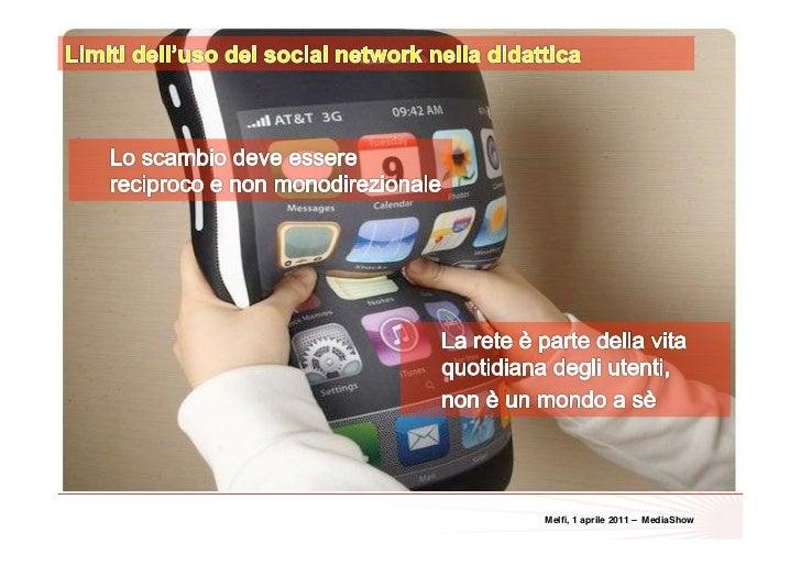 41Melfi, 1 aprile 2011 – MediaShow