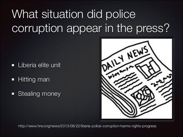 """bribery and corruption police corruption Former atlanta police officer sentenced to prison for accepting bribes  """"the fbi urges anyone with information regarding activities involving police corruption to contact their nearest fbi field office""""  were also convicted of bribery charges solomon pleaded guilty to bribery and drug trafficking charges on september 2, 2010, and."""