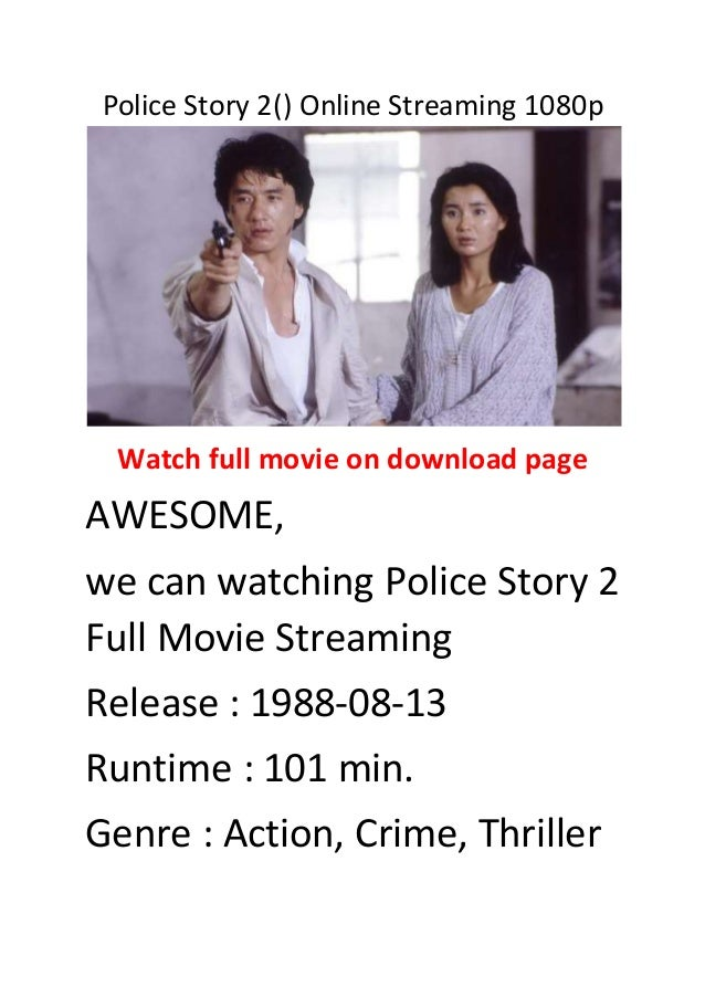 police story 2 movie download