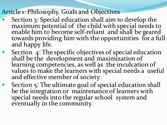 "essays on teaching special education ""do special education teachers influence a student's academic success"" i have been a special education para-educator for eleven years now."