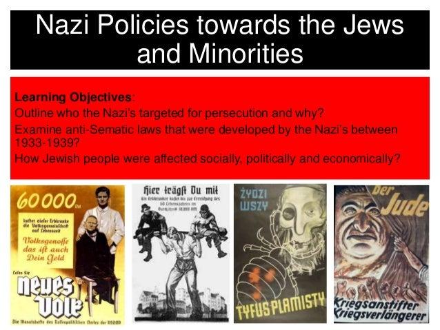 Nazi policy on jews