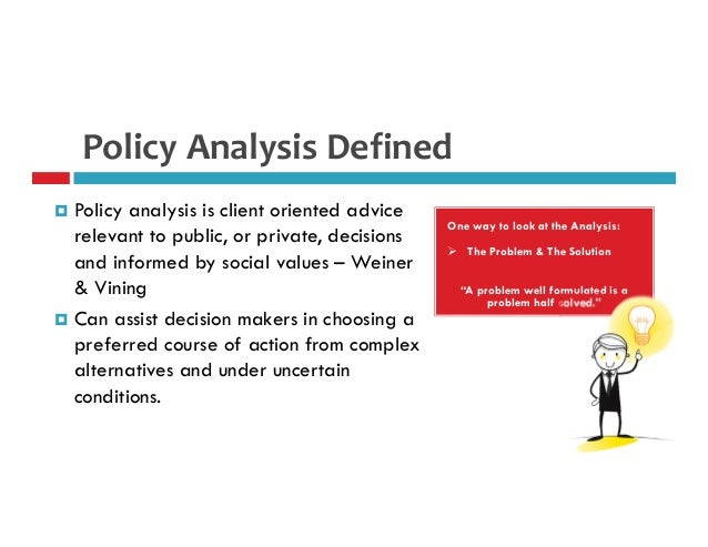 What Is Policy Analysis Process - cloudshareinfo