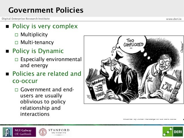 Improving Policy Coherence and Accessibility through Semantic Web Technologies: Environmental Policies as Linked Open Data Slide 2