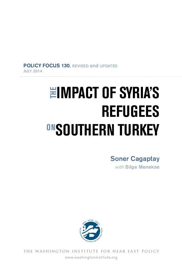 Updated: Syrian Refugees in Turkey Slide 3