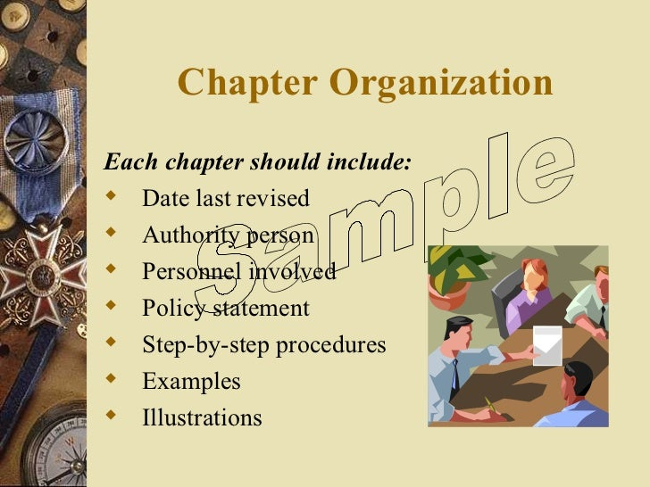how to write policies and procedures Writing and formatting policies and supporting documents templates policy glossary grammar and style rules titles handling hyperlinks and related documents templates system-wide policies and standards all new or substantially revised system-wide policies and standards must be written using the current template follow the.