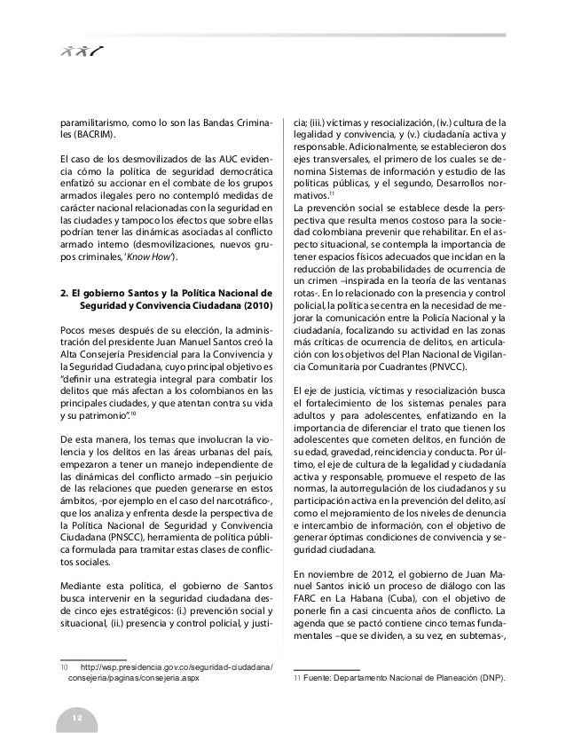 colombia report thesis statement Download thesis statement on colombia in our database or order an original thesis paper that will be written by one of our staff writers and delivered according to the deadline.