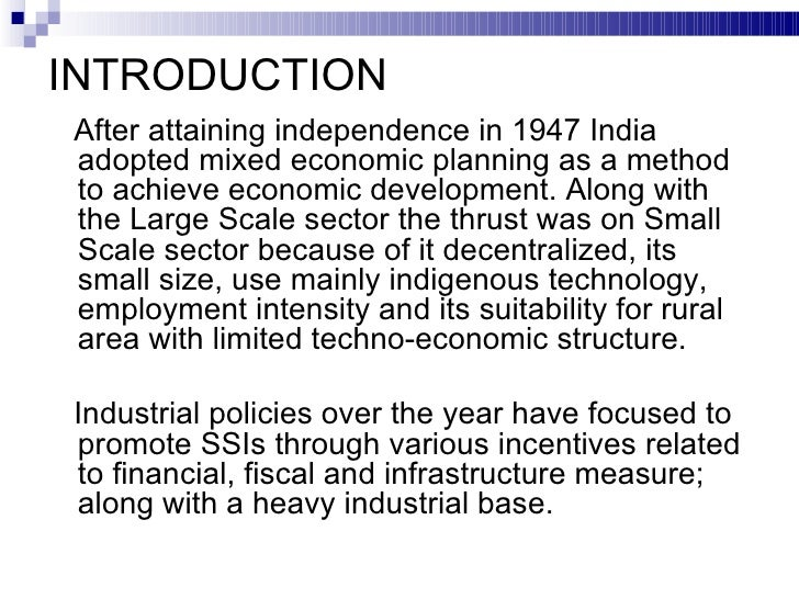 growth of small scale industries Issues and challenges faced by the small scale tourism industries are the main aim of this essay in the essay it is critically analysed the difficulties and problems faced by the small scale industry and a lot of research is done on the small scale industries and it is discussed and argued in the essay.