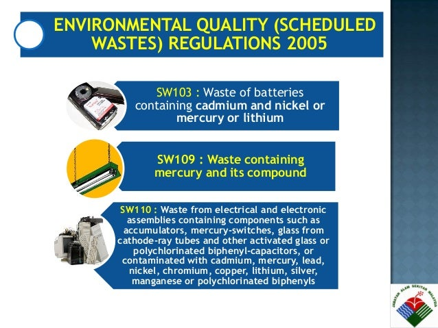 Policy Update On E Waste In Malaysia