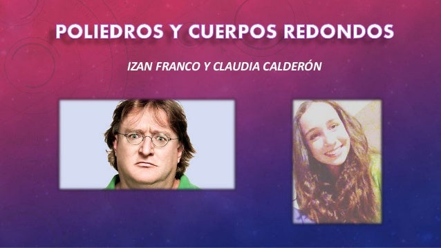 IZAN FRANCO Y CLAUDIA CALDERÓN