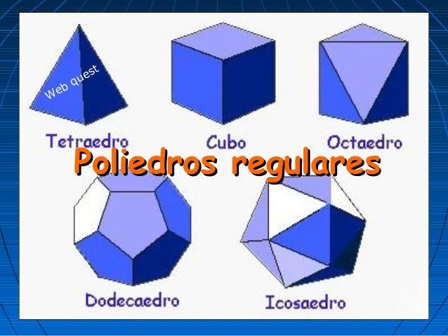 Resultado de imagen de poliedros regulares actividad