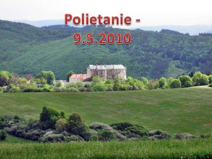 Polietanie -9.5.2010<br />