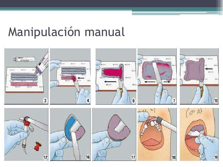Manipulación manual<br />