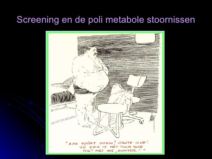metabolisme medicatie