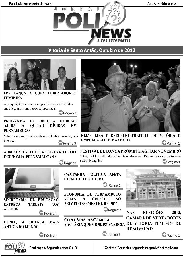Poli News - 2º Edição.