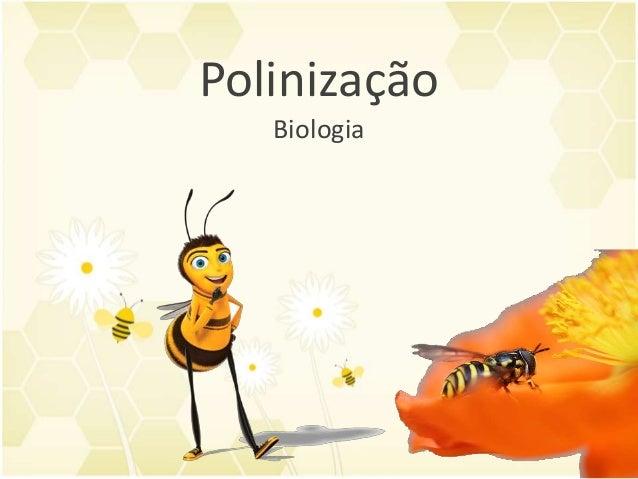 Polinização Biologia