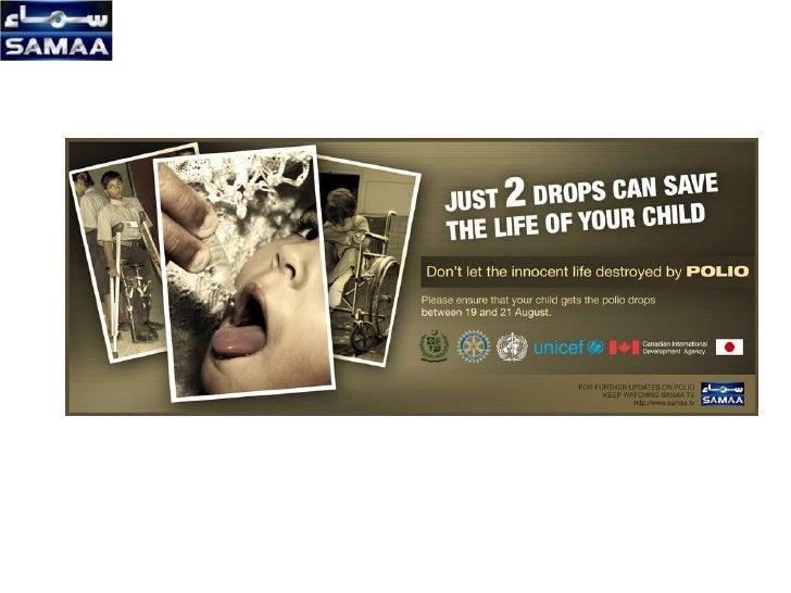 polio ads
