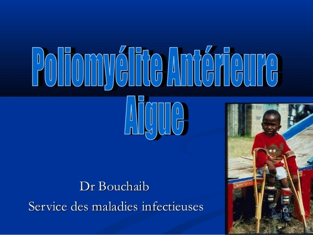 Dr BouchaibDr Bouchaib Service des maladies infectieusesService des maladies infectieuses