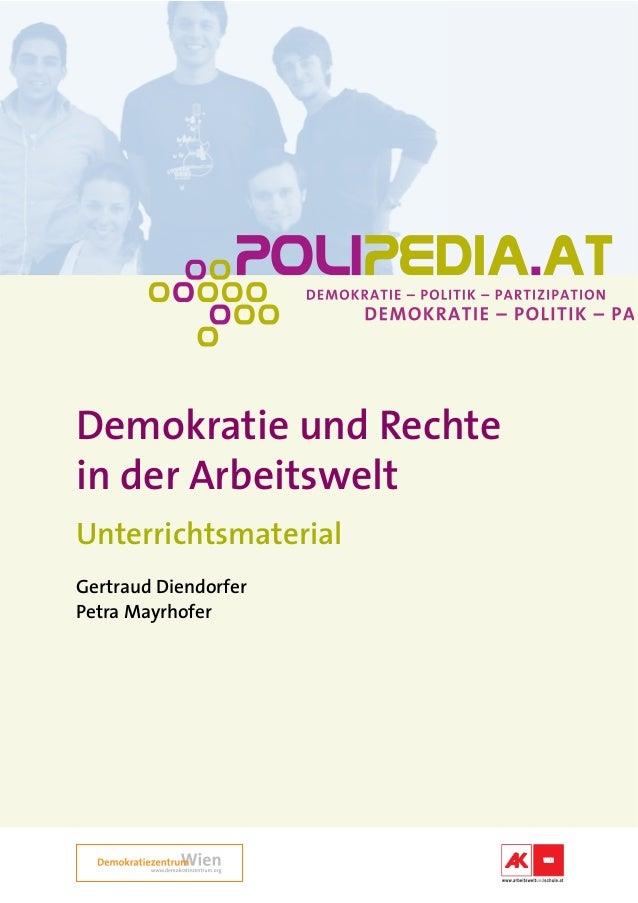 Poli Pedia Unterrichtsmaterial_web_Demokratie und Rechte in der Arbei…