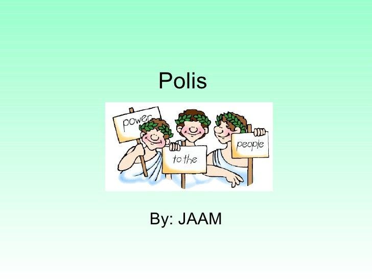 PolisBy: JAAM