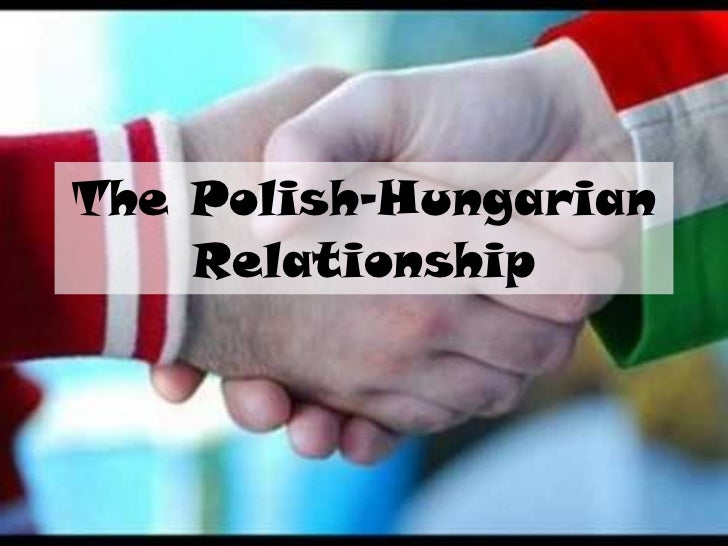 The Polish-Hungarian Relationship