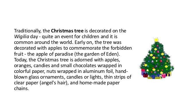 5 traditionally the christmas - Polish Christmas Traditions