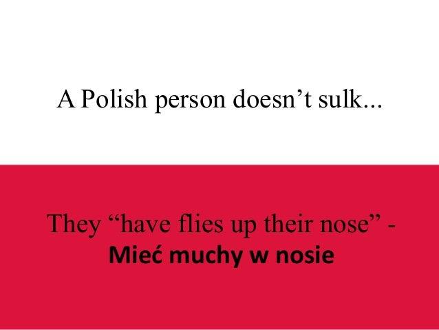 wylot online fantastyczne oszczędności buty do biegania Polish idioms (in english)