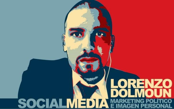 Marketing Político y personal en Redes Sociales Slide 1