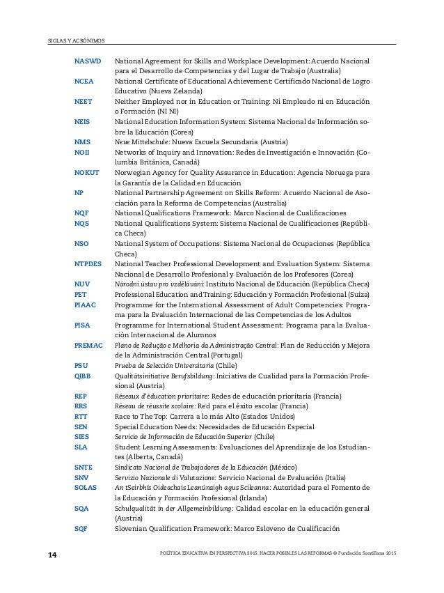 SRS  Schooling Resource Standard: Estándares de Recursos Escolares (Australia) STEM  Science, Technology, Engineering an...